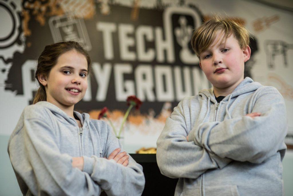Techplaygrounds Dynamo Jeugdwerk